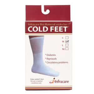 Infracare Socks For Cold Feet