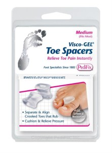 Bunion Spacer for pain before surgery or after surgery newport irvine huntington beach