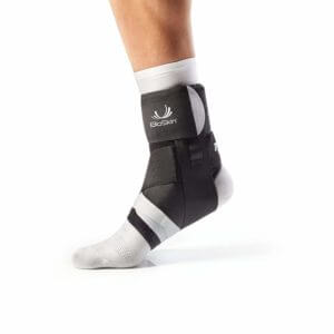 Pick the right ankle brace to prevent sprains